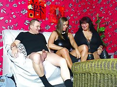 German, MILF, Old and Young, Teen