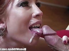 Mature, MILF, Pornstar, Redhead