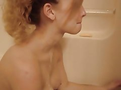 Pregnant, Pussy, Shower