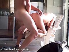Anal, Big Tits, Creampie, POV