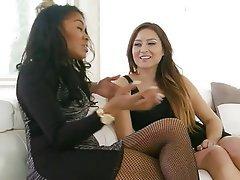 Interracial, Lesbian